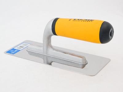 Spaan PROF 200x80mm RVS geel handvat