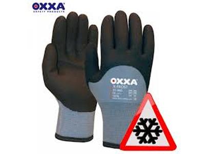 Handschoen Oxxa X-Frost 51-860 maat 10 (XL)
