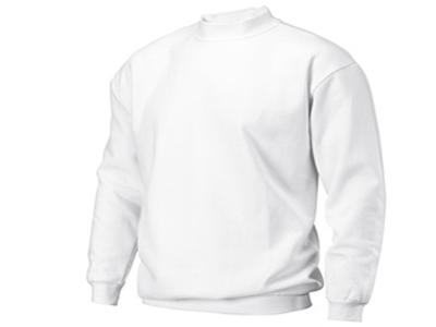 Sweater XS t/m 7XL wit/kleur Rom '88
