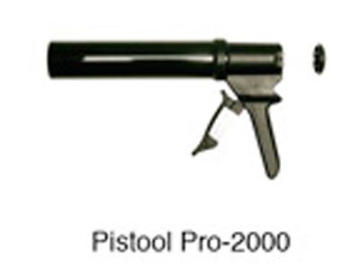 Kitpistool pro 2000 zw. kunsst
