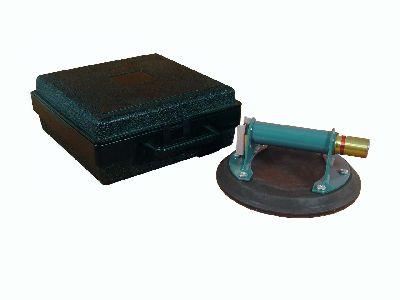 Glasdrager powergrip metaal