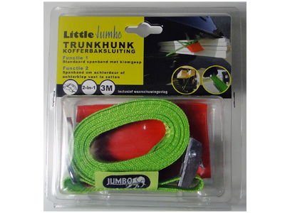 Trunk Hunk 2in1  3 meter