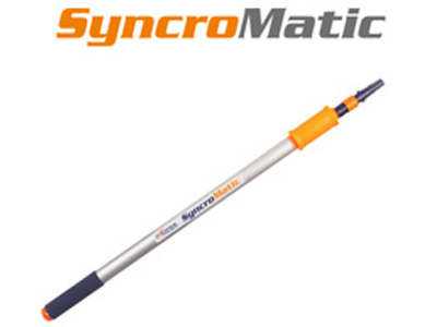 Verlengsteel Syncromatic 106-220 cm+Mini 80-140