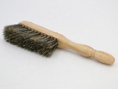 Stoffer peer grijs haar