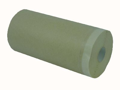 Pivot maskeerpap. 150mm links