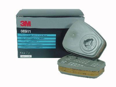 3M A1 org.dampen filtre 6051 tbv 6000ser.