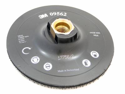 SCD steunschijf 115mm