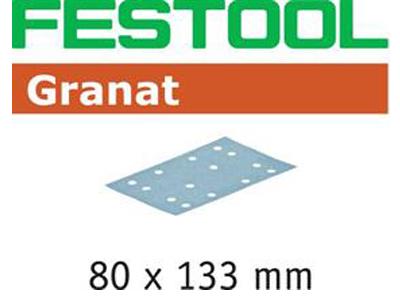 Schuurstr. 80x133 Granat P150 Festool p.100 st.