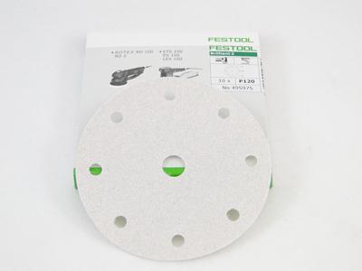 Schuursch. ST D150 P120 BR Festool per 10 st.