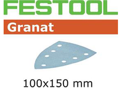 Festool Granat Delta/7 P120 GR 100 st.