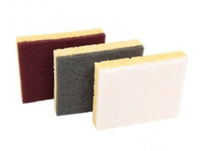 Siavlies spons 90x110 mm ultra fine 6 st. in doos