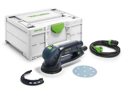 Festool schuurm.RO125 FEQ in systainer