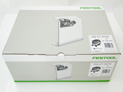 Stofzuigerzakken FIS-CT 22 per 5 st.