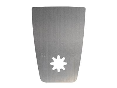 Fein spatel flexibel set van 2 stuks