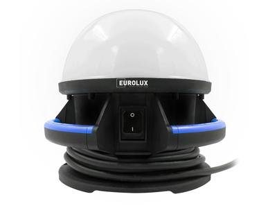 Eurolux LED Luna 4000 50W met 2 contactdoz.