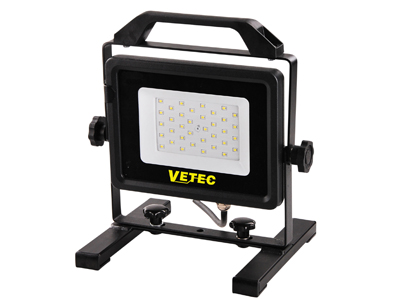 Vetec bouwlamp LED comprimo 30 W