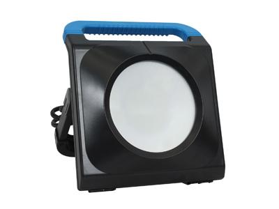 WikuTech WT 1004 LED Werklamp - 80W - 8000Lm + 2 cont.ds