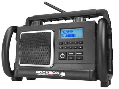 Bouwradio Rockbox 2 DAB+