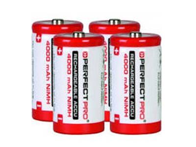 Batterijen C (4 stuks) perfectpro
