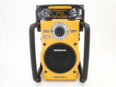 Sangean analoge bouwradio OP=OP