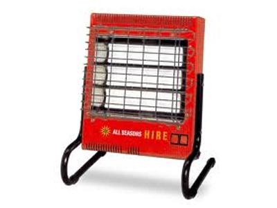 Red Rad infrarood ceramic heater LJ AKTIE