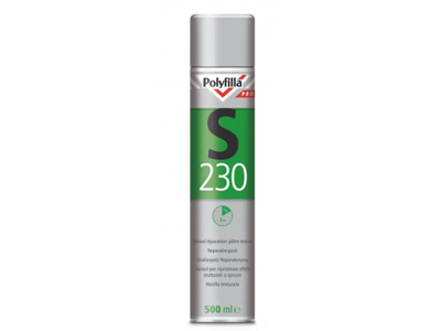 Polyfilla Pro S230 Reparatiespack 500ML