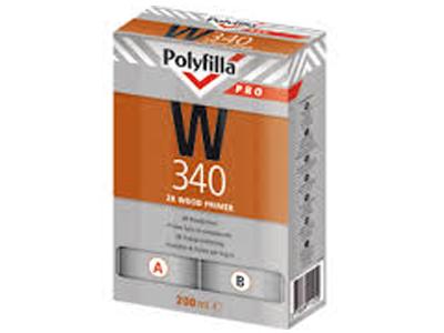 Polyfilla Pro W340 2K Houtprimer 200ml