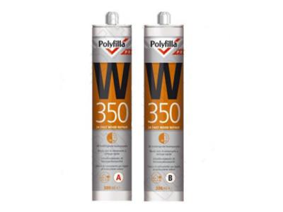 Polyfilla Pro W350 2K sneldr. houtrep. 600ml.