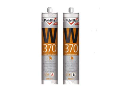 Polyfilla Pro W370 2K grote  houtrep. 600ml.