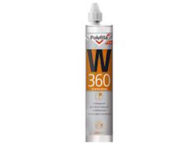 Polyfilla Pro W360 2K houtrep. 250ml