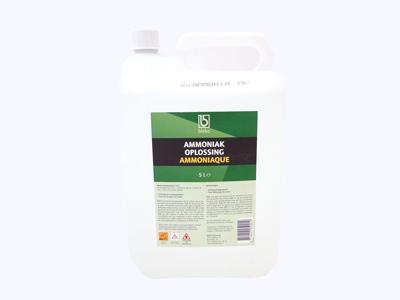 Ammoniak opl.< 15% 5 ltr.