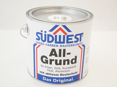 Sudwest All-Grund wit 2.5 ltr VLP