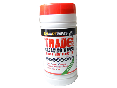 Trade cleaning wipes pot 100st VLP
