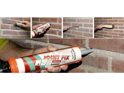 Joint-Fix 310 ml. cementgrijs