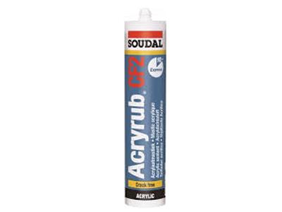 Acrylaatkit 310 ml. grijs