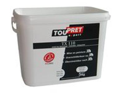 Toupret TX110 5 kg emmer