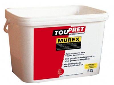 Toupret murex 5 kg emmer